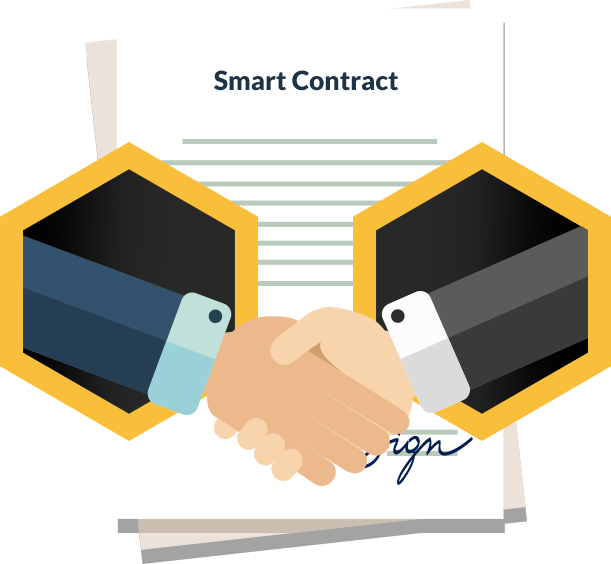 An Introduction To Smart Contracts Powered By The Blockchain